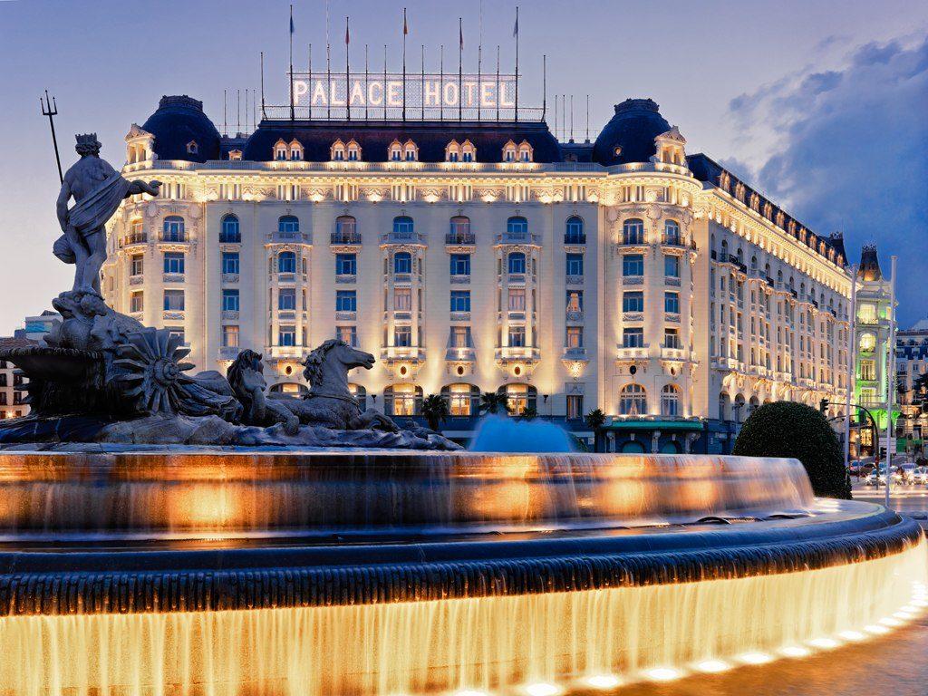 فندق مدريد
