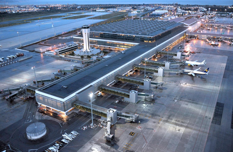 مطار مالقا