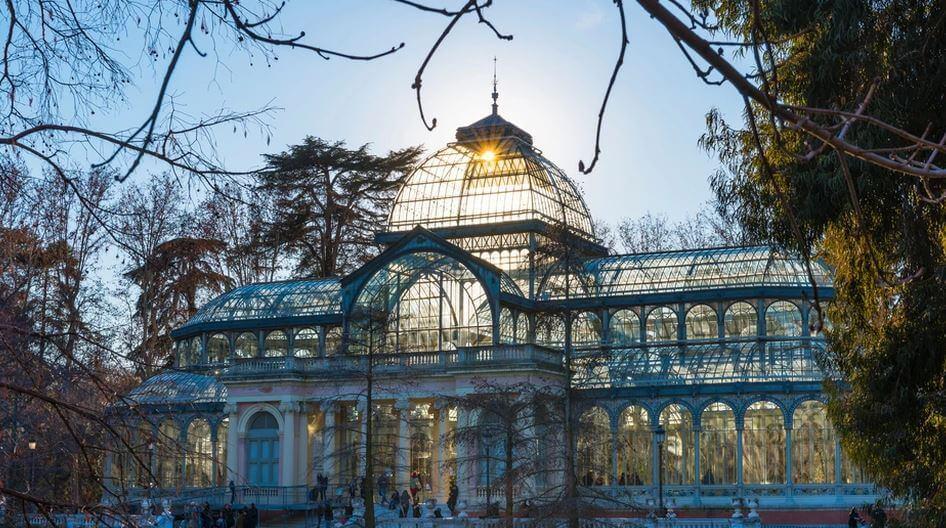 حدائق ومنتزهات مدريد