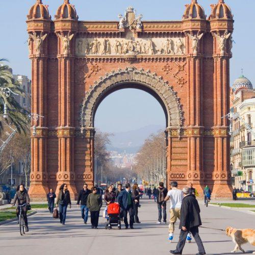 ارخص الفنادق في برشلونة